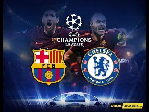 Barcelona vs Chelsea 3-0 All Goals & Highlights 14 03 2018 HD