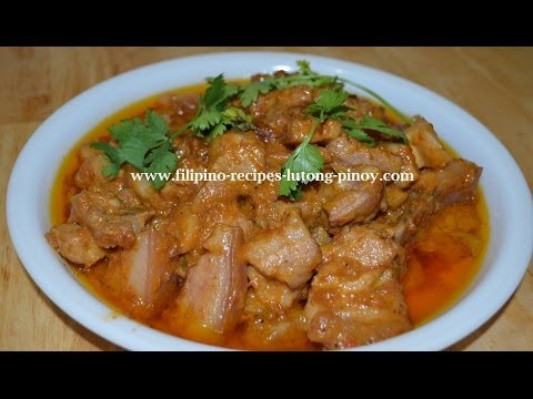 Lutong Pinoy - http://www.filipino-recipes-lutong-pinoy.com - grab more free Filipino Recipes from our website! And don't forget to subscribe to our YouTube Channel! Pork B...