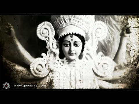 Durga - Mahishasura Mardini stotra in Anandmurti Gurumaa Ji's divine voice. This Durga mantra chanting has been taken from devotional album 'Ananda Stotras'. About t...