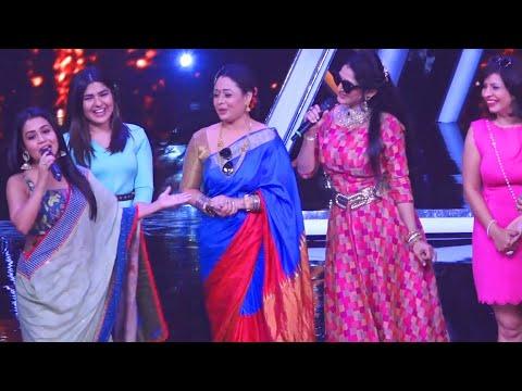 Video Neha Kakkar Dancing On Kala Chashma With Gokuldham Society Ladies   Sonu   Babitaji   Anjali   Tmkoc download in MP3, 3GP, MP4, WEBM, AVI, FLV January 2017