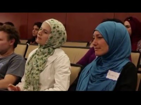 Story of a New Muslims Heather Laird Jackson, Former Christian, USA