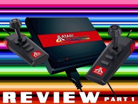 ATARI 7800 FLASHBACK REVIEW