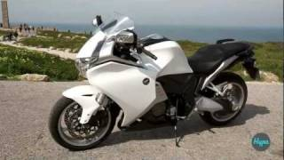8. Honda VFR 1200 F, Review