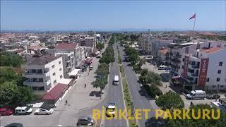 2019 Didim Triatlonu - Aquatlonu Parkur Tanıtımı - 2 (Drone Çekimleri)