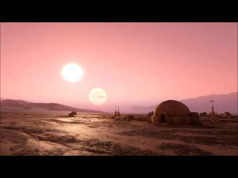 Star Wars Soundtrack - Relaxing Beautiful Calm Music Mix
