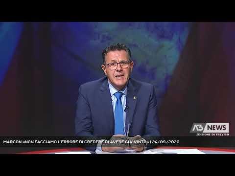 MARCON «NON FACCIAMO L'ERRORE DI CREDERE DI AVERE GIA' VINTO» | 24/09/2020