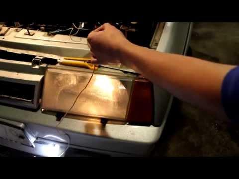 Как подключить дневные ходовые огни на ваз 2109 карбюратор фото