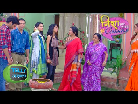 Nisha and her Family UPSET with Kabir in Nisha Aur