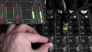 Video How to set gain on the mixing console MP3, 3GP, MP4, WEBM, AVI, FLV Desember 2018