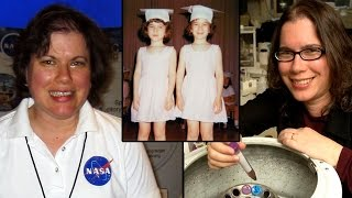 Thumbnail of Twin Sister Scientists: Advice for Girls & Women in Science & Engineering video