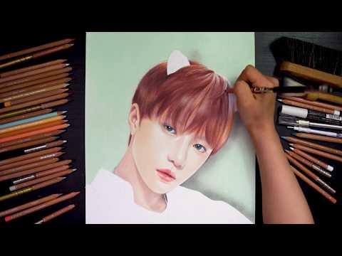 TXT (투모로우바이투게더) 'Sketching Film' - 범규 (BEOMGYU) - Thời lượng: 93 giây.