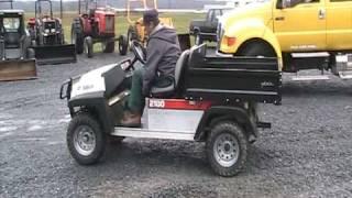 9. Bobcat 2100 Utility Vehicle