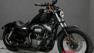3. 2008 Harley Davidson XL1200N Sportster 1200 Nightster  - National Powersports Distributors