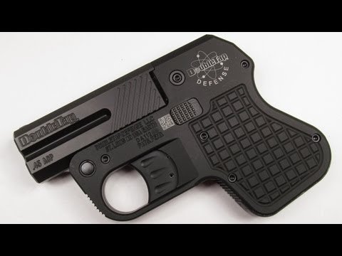 DoubleTap 45 Tactical Pocket Pistol Review Part 3 – Final Verdict