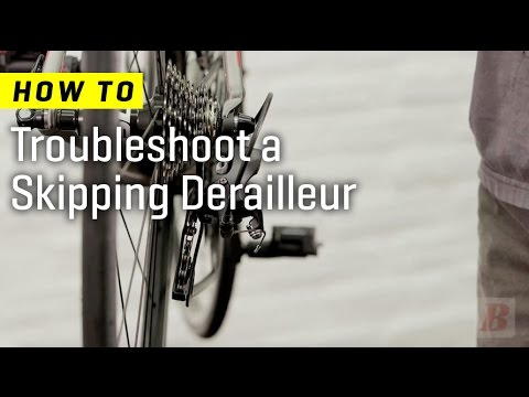 Learn how to figure out why your bicycle isn't shifting right, or you derailleur/gears are skipping.