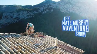 THE LAST DANGEROUS ROOF WORK & INTERNAL STRUCTURES |  NMAS Ep.37 by Nate Murphy