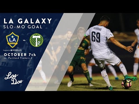 Video: SLO-MO GOAL: Payeras scores game winning goal in stoppage time