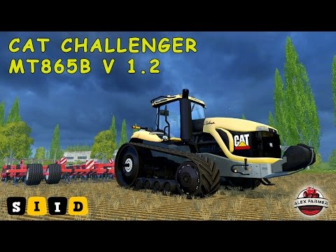 Cat Challenger MT865B v1.3