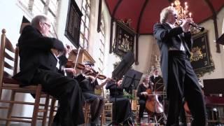 Concerto nr . 1 in A majeur  Moderato