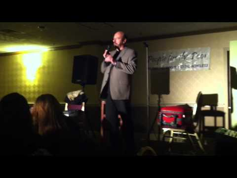 Mike Smith stand-up 11-8-13