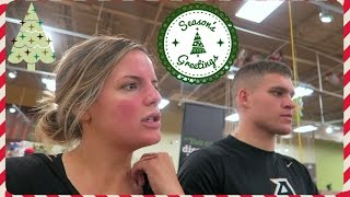 GROCERY SHOP WITH US! Vlogmas Day 12 | Casey Holmes