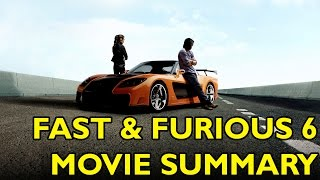 Nonton Movie Spoiler Alerts - Fast & Furious 6 (2013) Video Summary Film Subtitle Indonesia Streaming Movie Download