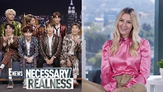 Download Video Necessary Realness: BTS Is Taking Over the World   E! News MP3 3GP MP4