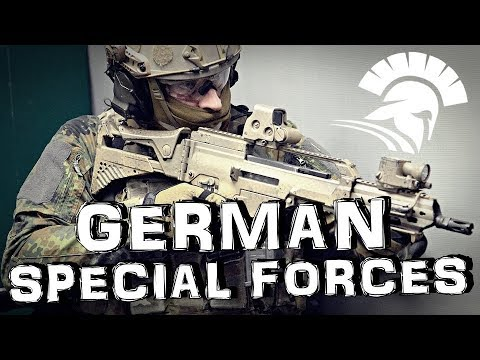 German Special Forces | KSK & KSM | Tribute 2018 HD