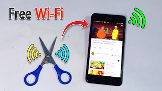 Free WiFi Internet 100% || Get Free Internet at home 2019 || New Best ideas