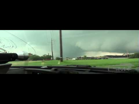 13 - Violent tornado striking Moore, OK from Lawrence McEwen.