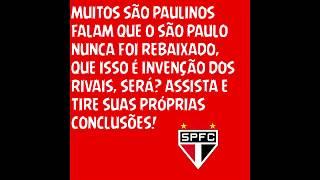 SÃO PAULO JÁ FOI REBAIXADO!