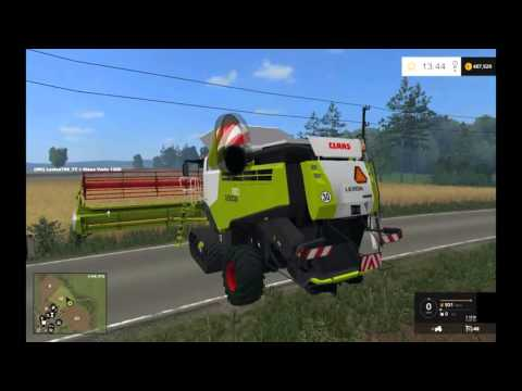 CLAAS LEXION 780 v1.4 final