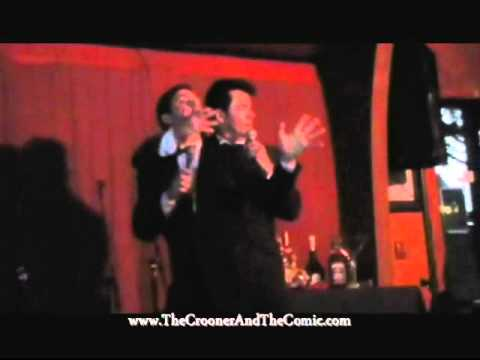 The Crooner and The Comic ® - Dean Martin & Jerry Lewis Tribute