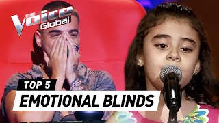 Video The Voice Kids | MOST EMOTIONAL Blind Auditions MP3, 3GP, MP4, WEBM, AVI, FLV Oktober 2017