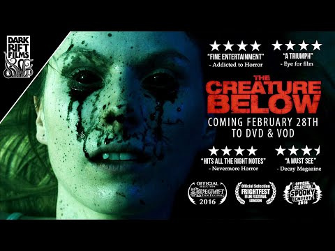 THE CREATURE BELOW Official Trailer | OUT NOW ON DVD & VOD