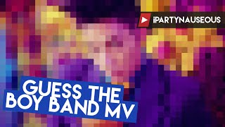 Guess the K-pop MV Game // Boy Band edition