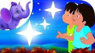 Twinkle Twinkle Little Star in Hindi Video