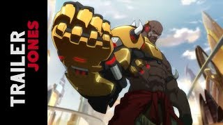 A powerful new character comes to Overwatch, and gets a hero's welcome, courtesy of Blizzard's always excellent production values. But is dazzling animation enough to hammer home why Doomfist is worth fighting for?Watch the trailer: https://www.youtube.com/watch?v=vaZfZFNuOpISupport us through Patreon: https://www.patreon.com/EasyAlliesSchedule: http://easyallies.com/Merchandise: http://shop.spreadshirt.com/easyalliesLive streams - https://www.twitch.tv/easyalliesStream archives - https://www.youtube.com/easyalliesplayshttps://twitter.com/easyallieshttps://www.facebook.com/easyallieshttps://easyallies.tumblr.com/