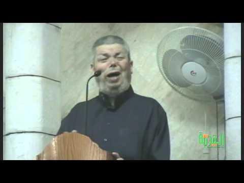 خطبة الجمعة وعيد الاضحى لفضيلة الشيخ عبد الله 26/10/2012