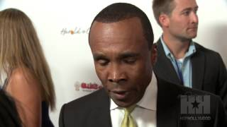 There Is One Person Who Can Beat Floyd Mayweather, Says Sugar Ray Leonard - HipHollywood.com