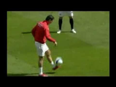 Cristiano Ronaldo The Perfect Player 2008  (cancion -que Es La Vida)