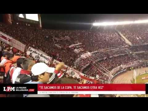 Video - Tiraste gas, abandonaste - Los Borrachos del Tablón - River Plate - Argentina