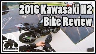8. 2016 Kawasaki H2 - Bike Review