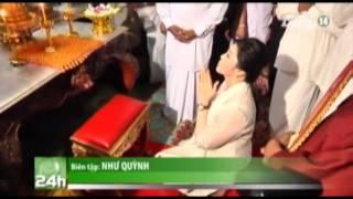 VTC14_Thái Lan: Cải Cách Nội Các, Thủ Tướng Yingluck Giữ Chức Bộ Trưởng Quốc Phòng