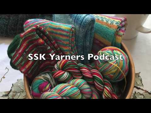 SSK Yarners Knitting Podcast | Sharon Is Back!