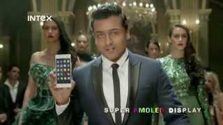 Intex Aqua Ace TV Commercial with Suriya