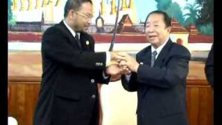 World Peace Gong to The Lao PDR Ceremony Extra Coverage Part 7of7