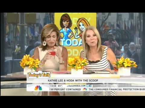 Hoda Isn't Interested in Kathie Lee's Story (cause of the booze)