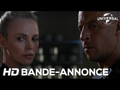Fast & Furious 8 / Bande-annonce officielle VOST
