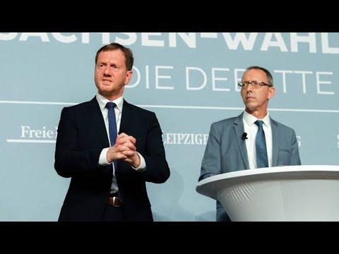 Sachsen: Landtagswahlkampf - die AfD will Kretschmers ...